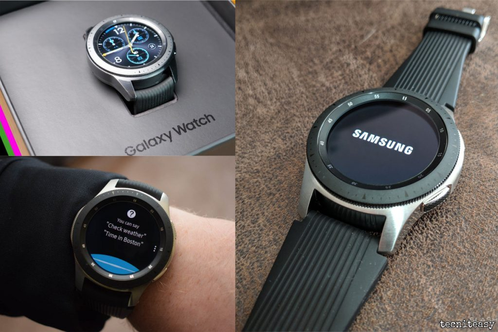Samsung Galaxy Watch amazon