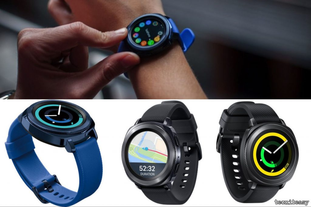 Samsung Gear Sport amazon