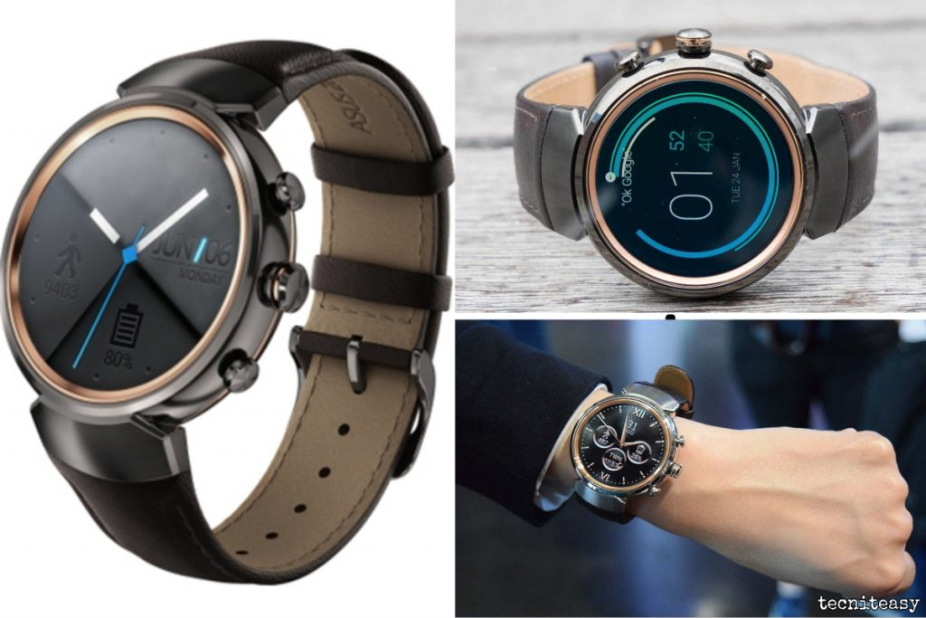 asus zenwatch 3 amazon