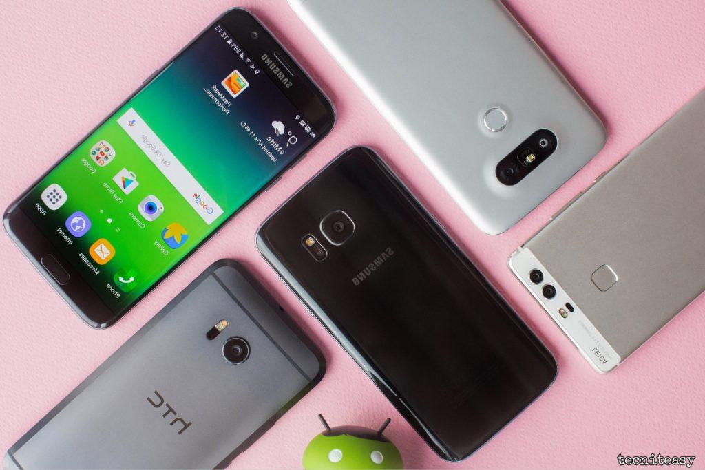 estudio y análisis de smartphones