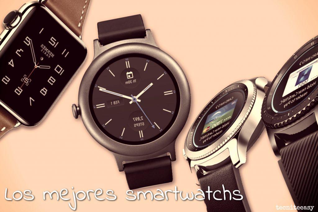 más baratas 6f044 f2583 Los 6 mejores smartwatch de 【2019】 - Características y precio