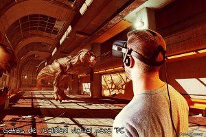 Gafas Realidd Virtual PC