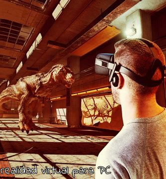 Gafas Realidd Virtual PC