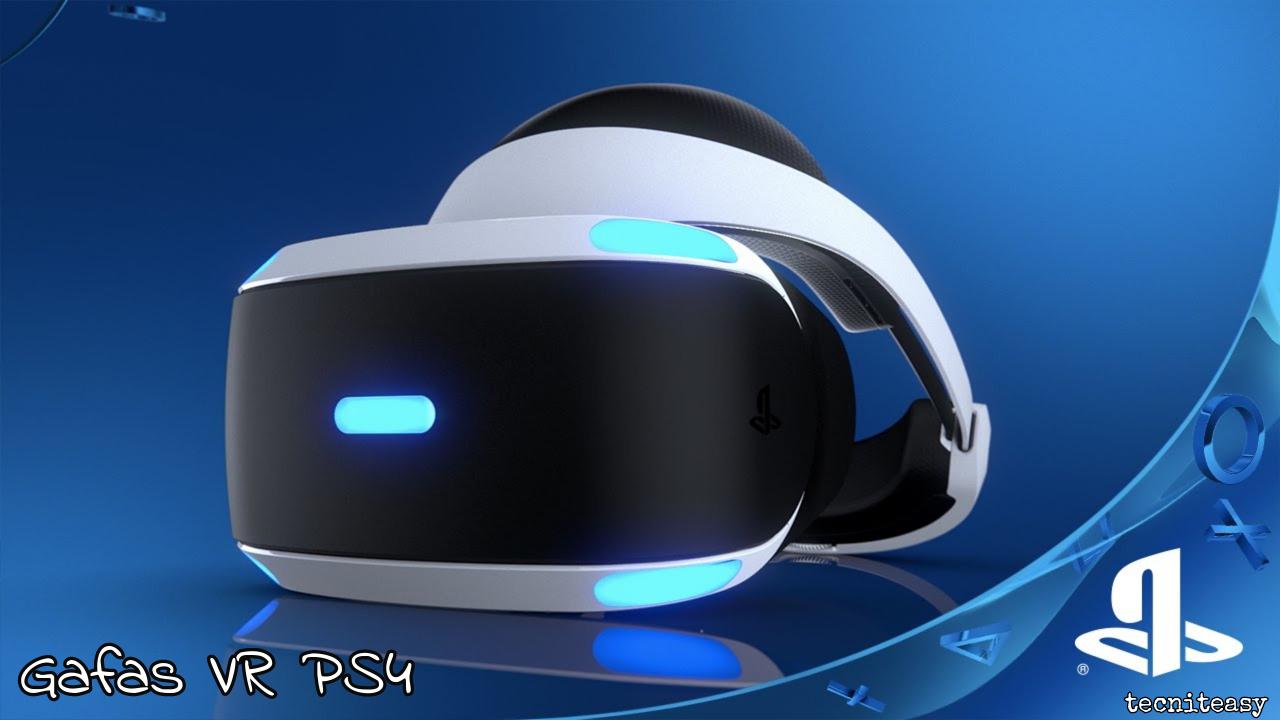 Gafas VR PS4