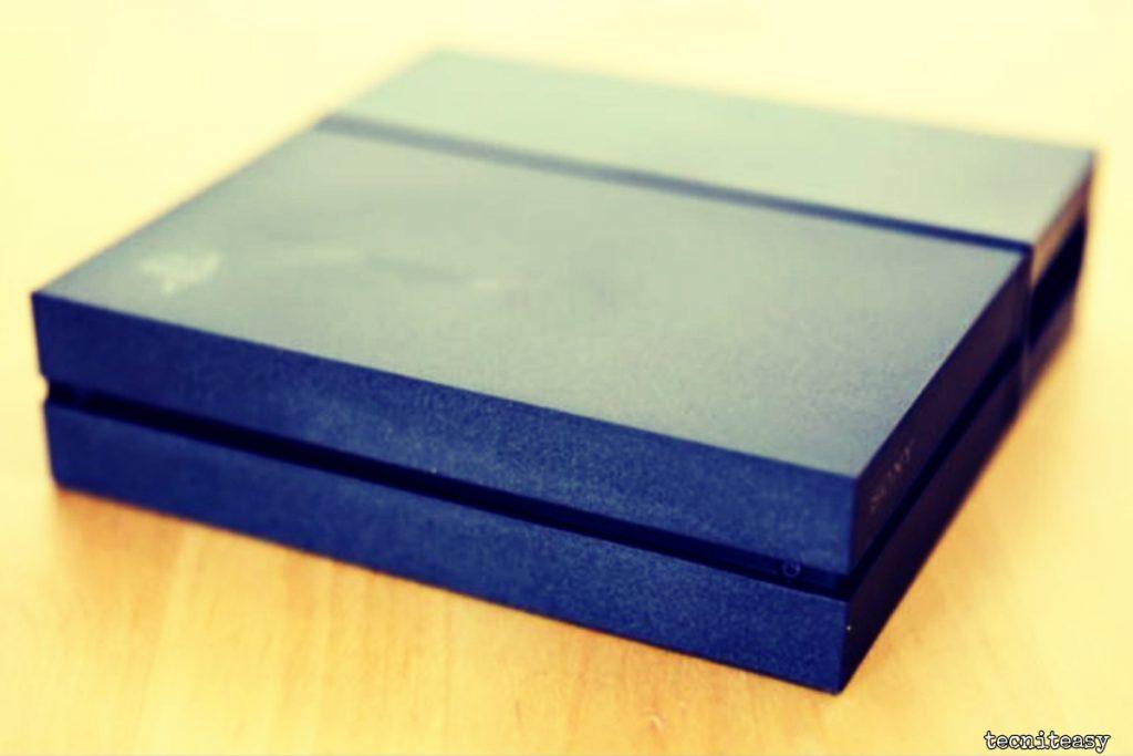 Unidad de Proceso PS4