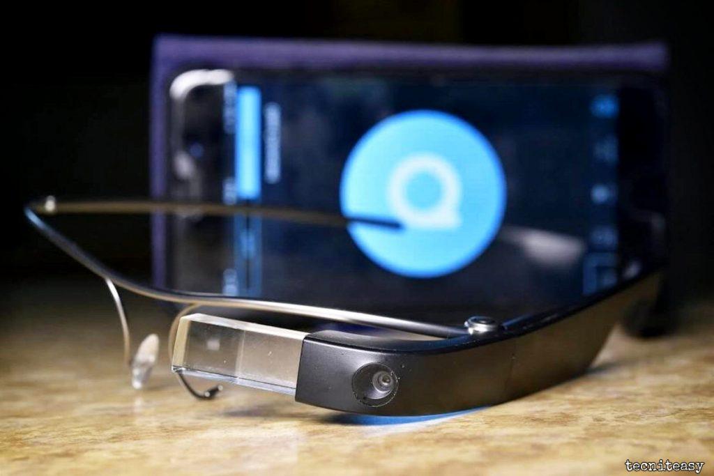 Patilla Google Glass