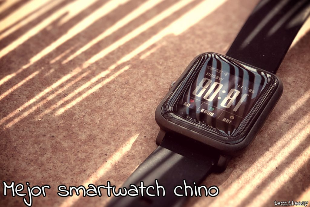 mejor smartwatch chino
