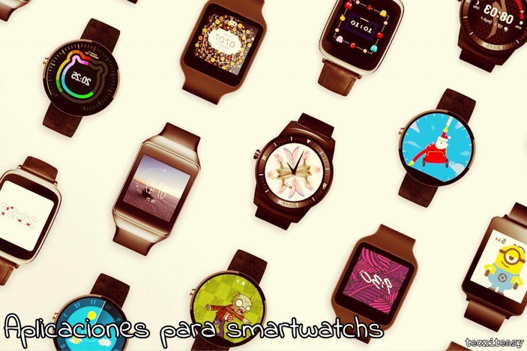 Las 15 aplicaciones para smartwatch imprescindibles