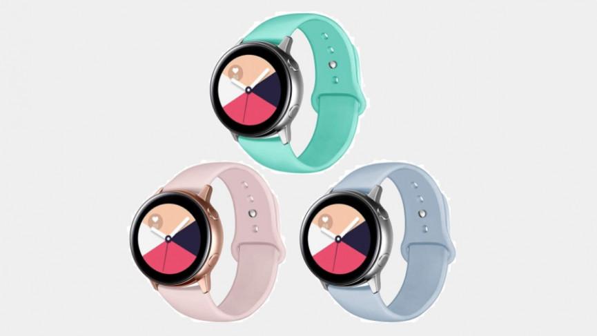 Banda deportiva de silicona barata para Samsung Galaxy Watch 3
