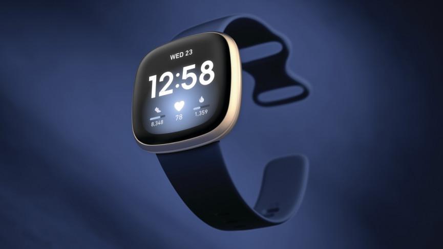Comunicado de prensa de Fitbit Versa 3