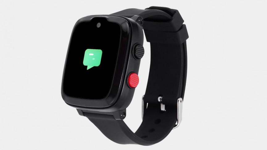 actualización de smartwatch para niños