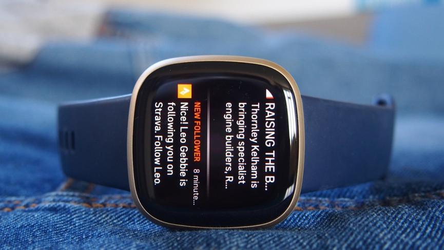 Amazfit GTS 2 v Fitbit Versa 3: reloj inteligente cara a cara