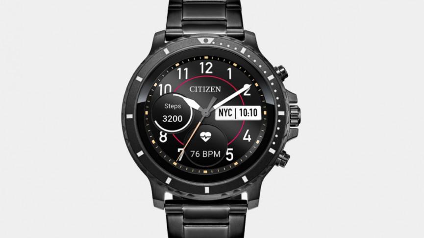 Citizen CZ Smart con Wear OS
