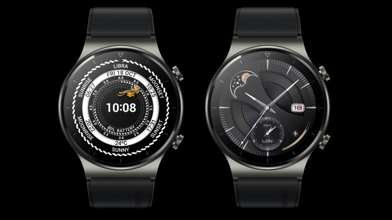 Huawei Watch GT2 Pro Colección Moonphase