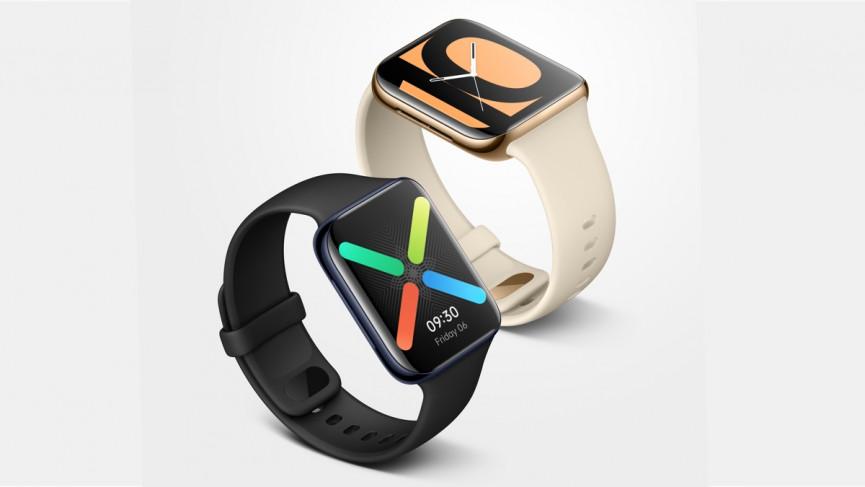Oppo Watch Global Edition con esfera de reloj Activity X