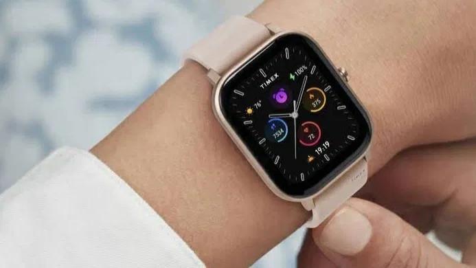 Los nuevos relojes inteligentes Timex Metropolitan son Amazfits más hermosos