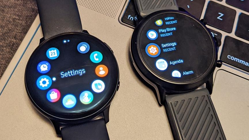 Tizen vs.Android Wear: características