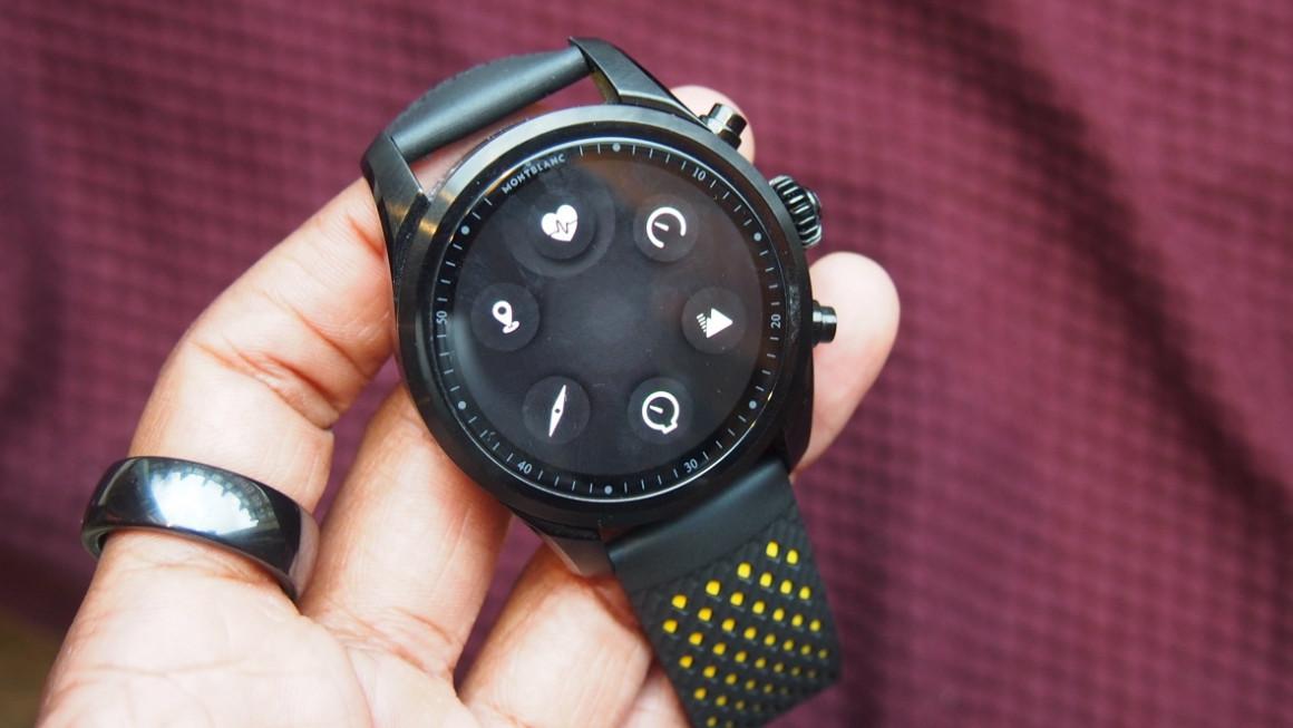 Montblanc Summit + First Look: el reloj inteligente de lujo obtiene poderes autónomos EMBARGO