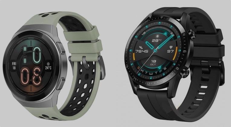 Huawei Watch GT2e se filtra con un diseño actualizado pero especificaciones familiares