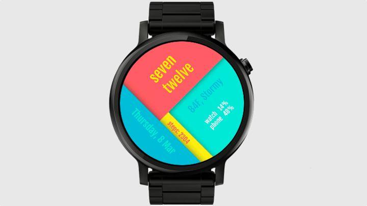Las mejores esferas de reloj de Android Wear