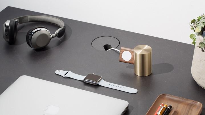 Los mejores soportes de carga para Apple Watch y iPhone 2019
