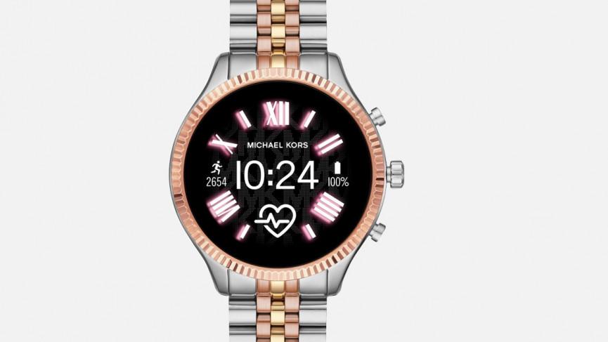 Michael Kors anuncia tres nuevos relojes inteligentes, incluido el deportivo MKGO