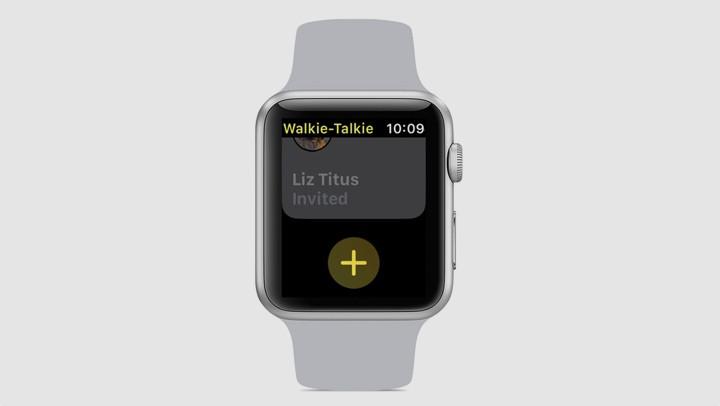 Cómo configurar y usar Walkie Talkie en Apple Watch