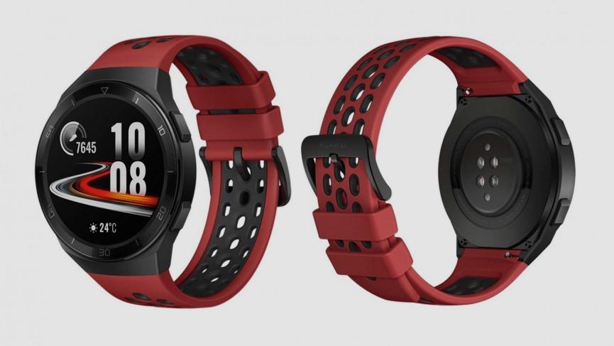 El Huawei Watch GT2e es oficial con SpO2 y un nuevo look deportivo