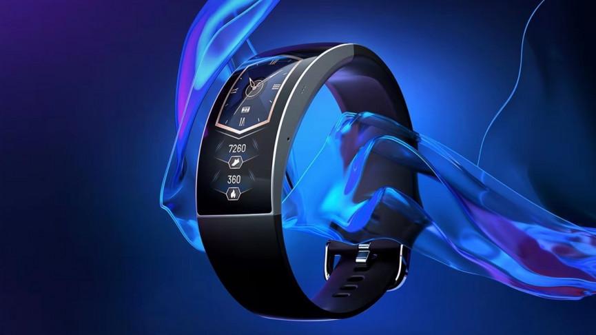 El concepto de reloj inteligente Amazfit X se lanzará en Indiegogo a principios de abril
