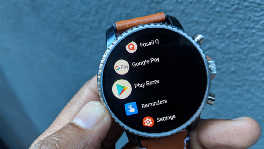 Relojes inteligentes con Google Pay