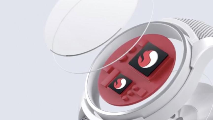 La nueva plataforma Snapdragon Wear 4100 ofrece una duración de batería de una semana