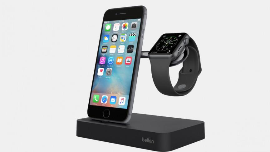 Los mejores soportes de carga para Apple Watch