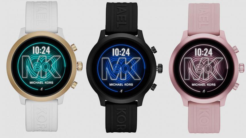 Reloj inteligente Michael Kors MKGO reducido a solo $ 111 en Amazon