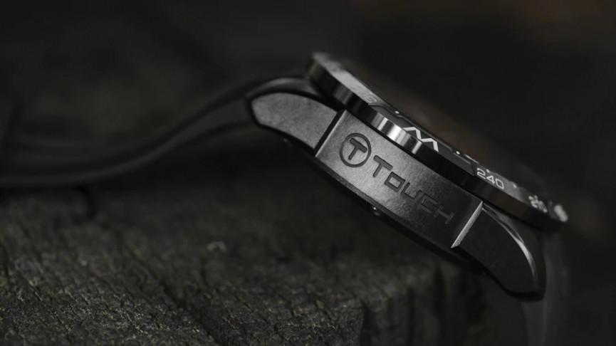 Tissot T-Touch Connect Solar Hybrid es el reloj conectado tan esperado de Swatch