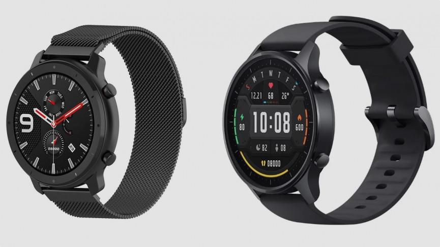 Xiaomi Mi Watch Color es un nuevo reloj inteligente que parece bastante familiar