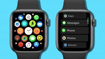 Lo esencial de la aplicación Apple Watch
