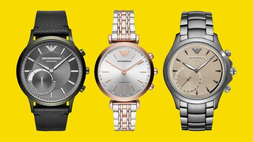 Así lucen las colecciones híbridas de diseñadores de Fossil Group para la primavera de 2018