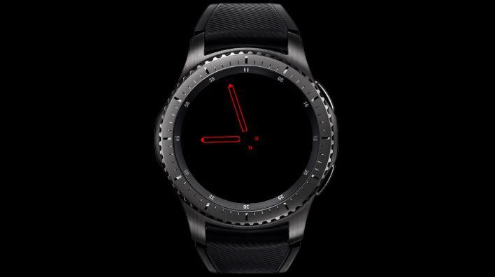 Las mejores esferas de reloj Samsung Gear S3