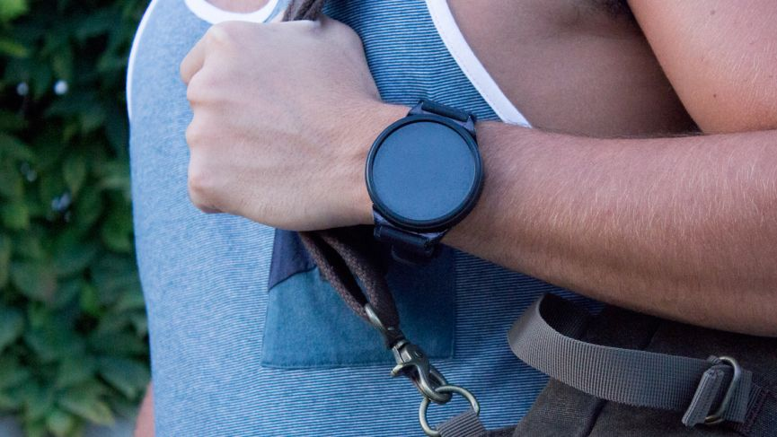 El reloj inteligente independiente de Shell se convierte en un teléfono inteligente cuando lo necesita
