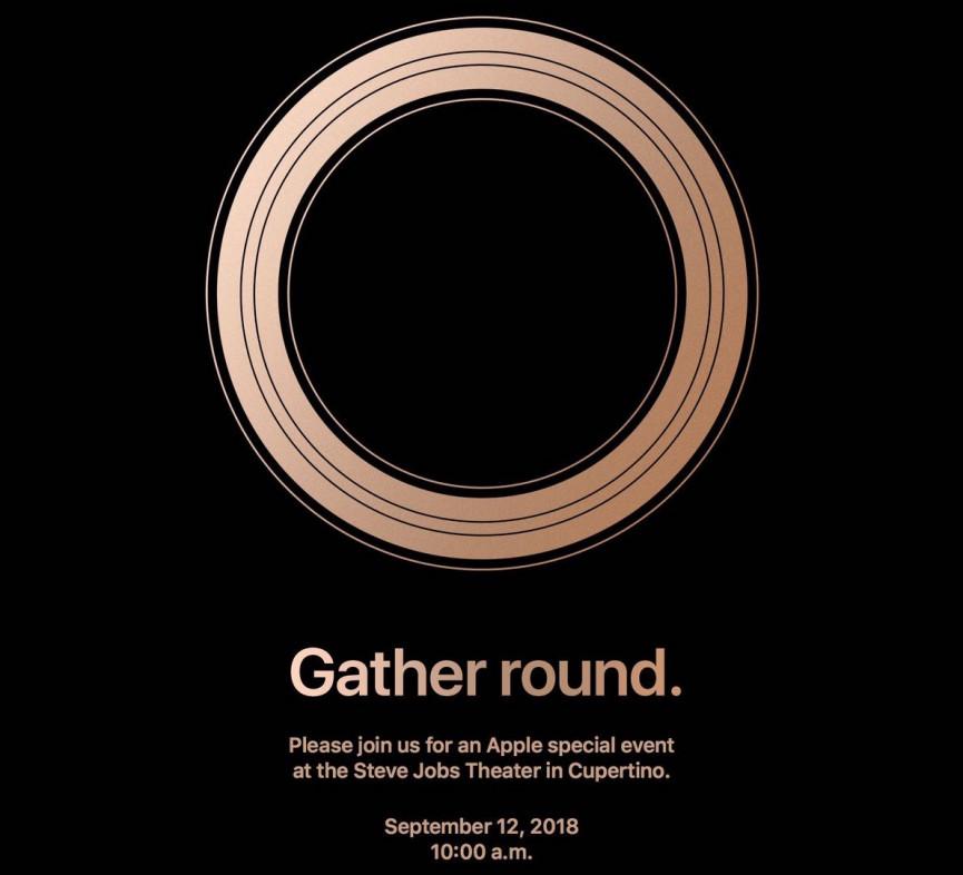 Apple Watch Series 4 se dará a conocer el 12 de septiembre