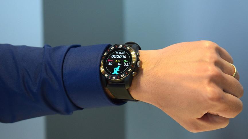 El nuevo chip de Qualcomm extenderá la vida útil de su próximo reloj inteligente Wear OS