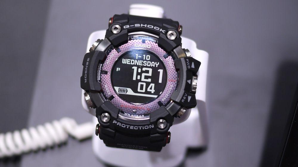El reloj deportivo híbrido de Casio vendrá con GPS con energía solar para rastrear su ejercicio