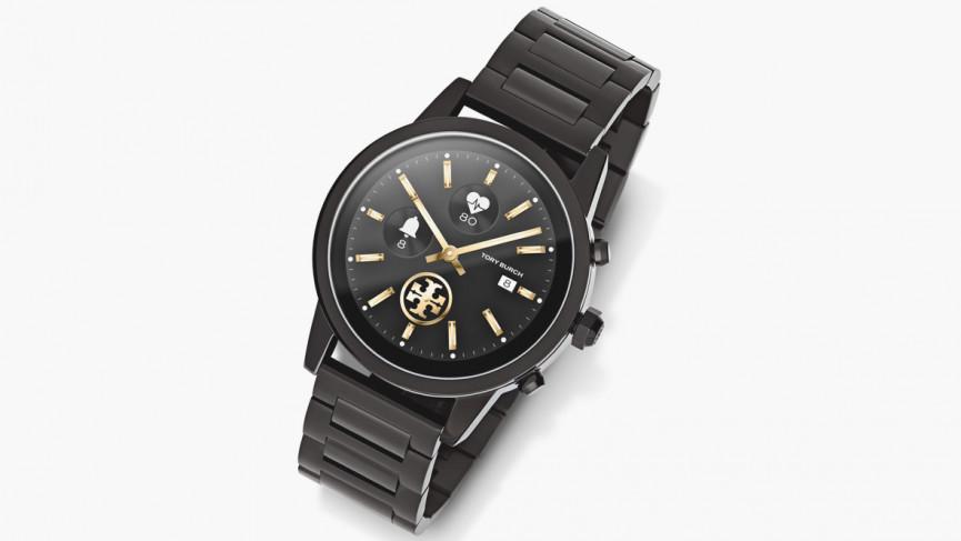 ToryTrack Gigi de Tory Burch es el primer reloj inteligente con pantalla táctil del creador