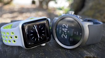 Apple Watch frente a Android Wear