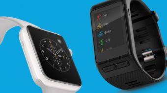 Apple Watch Series 2 v Garmin Vivoactive HR
