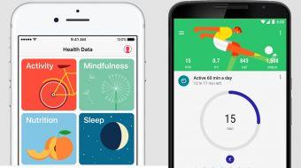 Google Fit en Apple Health
