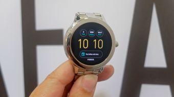 Fossil Q Venture adelgaza Android Wear para mujer