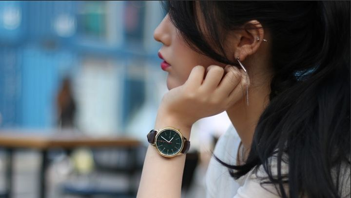 Carah es un elegante reloj inteligente que quiere proteger a las mujeres