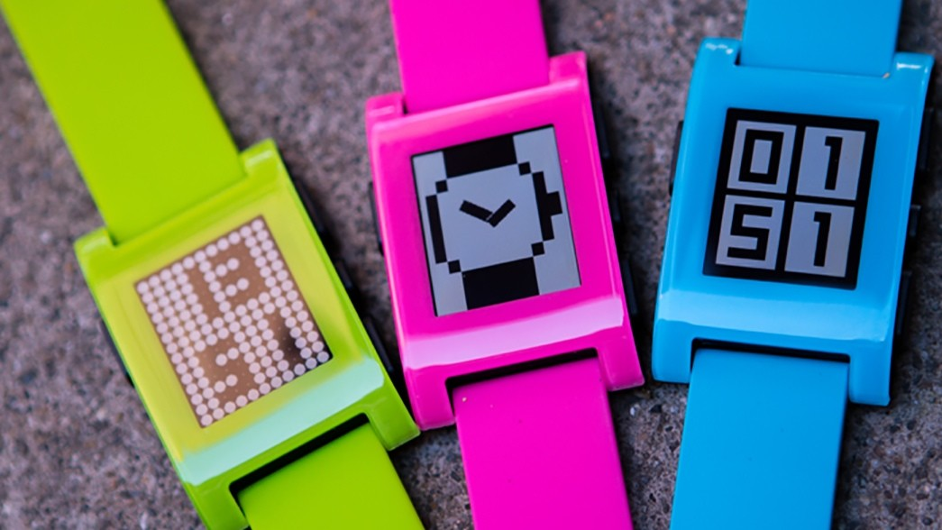 Android Wear frente a Pebble