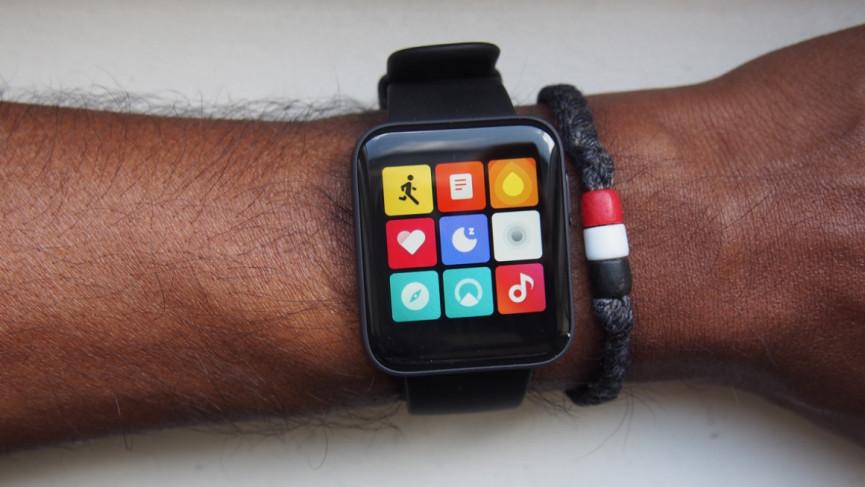 Diseño de Mi Watch Lite